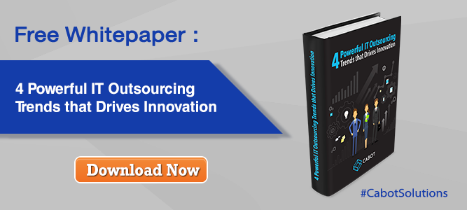 Free Whitepaper: 4 Powerful IT Outsourcing Trends that Drives Innovation