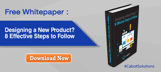 Free Whitepaper: Designing a New Product? 8 Effective Steps to Follow