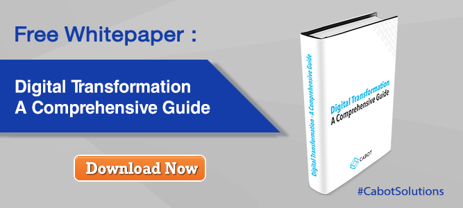 Free Whitepaper: Digital Transformation - A Comprehensive Guide