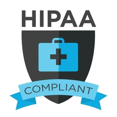 representation of HIPPA complaint