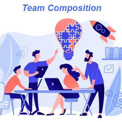 Dedicated Engineering Team- Team Composition