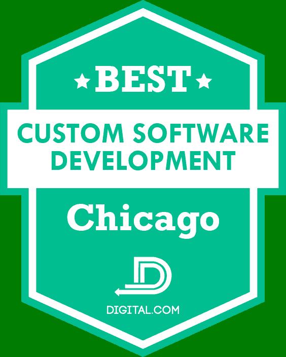 best custom software development company chicago