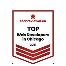 top web development company in chicago