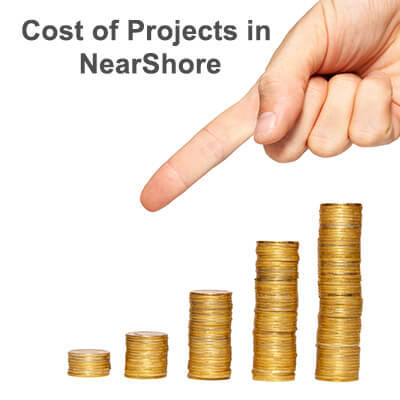 Cost of project in Nearshore Software Development