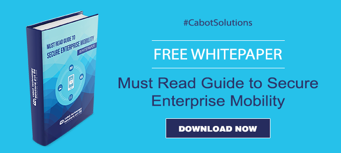 Free Whitepaper: Must Read Guide to Secure Enterprise Mobility